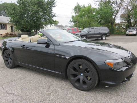 2004 BMW 6 Series for sale at US Auto in Pennsauken NJ