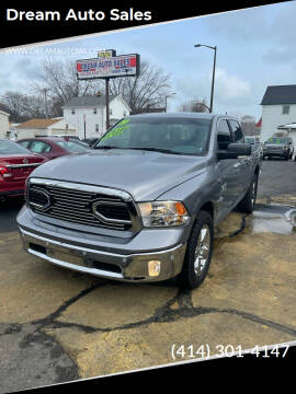 2019 RAM Ram Pickup 1500 Classic for sale at Dream Auto Sales in South Milwaukee WI
