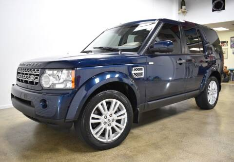 2011 Land Rover LR4 for sale at Thoroughbred Motors in Wellington FL