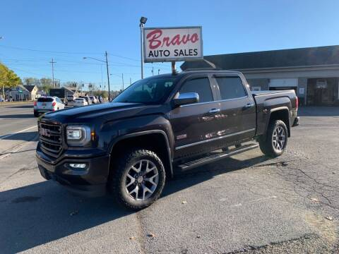 2016 GMC Sierra 1500 for sale at Bravo Auto Sales in Whitesboro NY