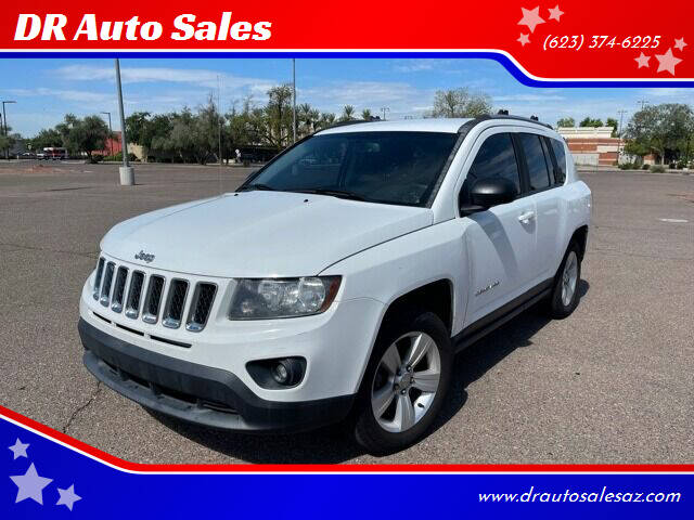 2016 Jeep Compass for sale at DR Auto Sales in Glendale AZ