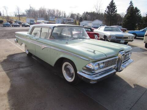 1959 Ford Edsel for sale at Whitmore Motors in Ashland OH