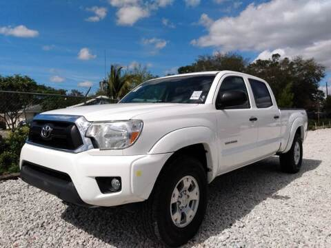 2015 Toyota Tacoma for sale at Empire Automotive Group Inc. in Orlando FL