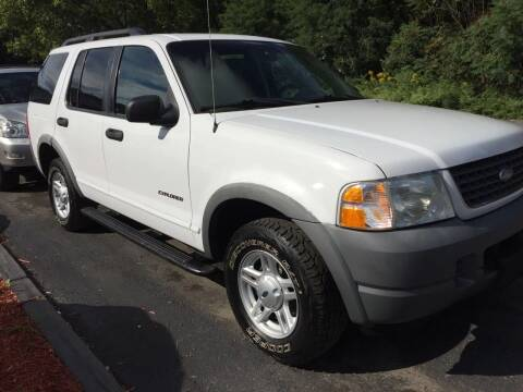 2002 Ford Explorer for sale at GMG AUTO SALES in Scranton PA