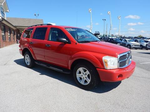 2004 Dodge Durango for sale at C & C MOTORS in Chattanooga TN