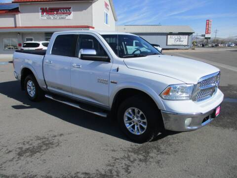 2016 RAM Ram Pickup 1500 for sale at West Motor Company in Hyde Park UT