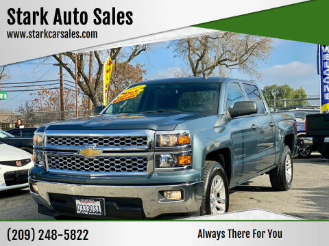 2014 Chevrolet Silverado 1500 for sale at Stark Auto Sales in Modesto CA