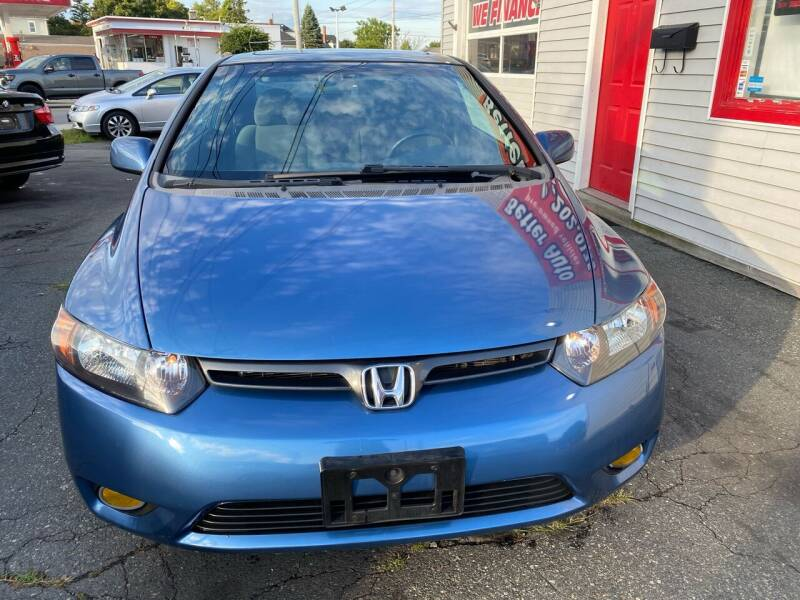 2008 Honda Civic for sale at Better Auto in South Darthmouth MA