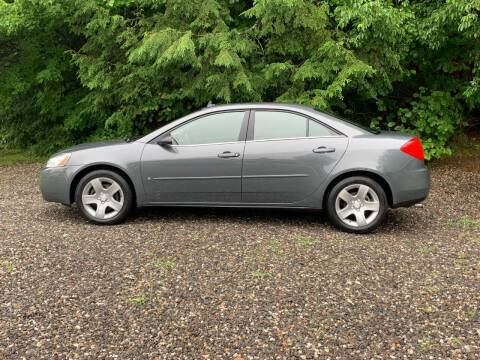 2009 Pontiac G6 for sale at Top Notch Auto & Truck Sales in Gilmanton NH