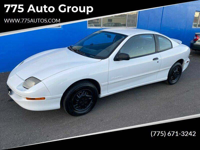 1997 Pontiac Sunfire for sale at City Auto Sales in Sparks NV