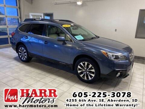 2016 Subaru Outback for sale at Harr's Redfield Ford in Redfield SD