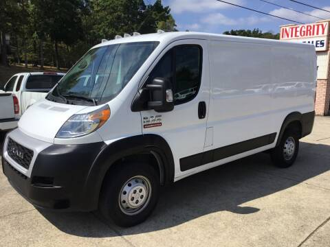 2019 RAM ProMaster Cargo for sale at Integrity Auto Sales in Dickson TN