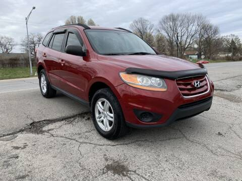 2011 Hyundai Santa Fe for sale at InstaCar LLC in Independence MO