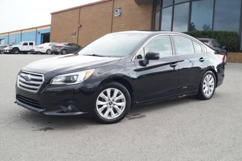 2017 Subaru Legacy for sale at Next Ride Motors in Nashville TN