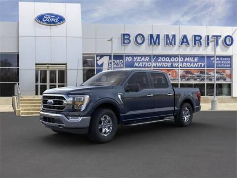 2021 Ford F-150 for sale at NICK FARACE AT BOMMARITO FORD in Hazelwood MO