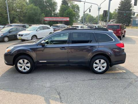 2012 Subaru Outback for sale at Auto Outlet in Billings MT