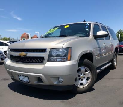 2014 Chevrolet Suburban for sale at LUGO AUTO GROUP in Sacramento CA