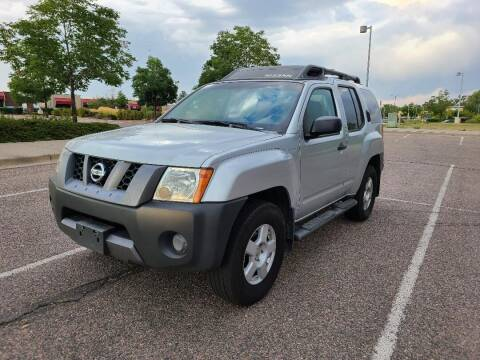 2007 Nissan Xterra for sale at The Car Guy in Glendale CO
