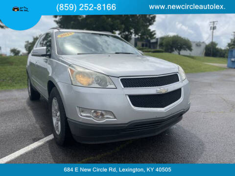 2011 Chevrolet Traverse for sale at New Circle Auto Sales LLC in Lexington KY