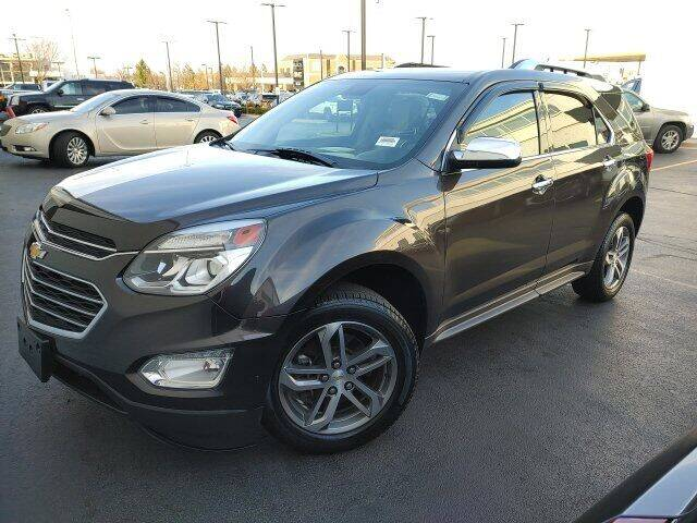 2016 Chevrolet Equinox for sale at Rizza Buick GMC Cadillac in Tinley Park IL