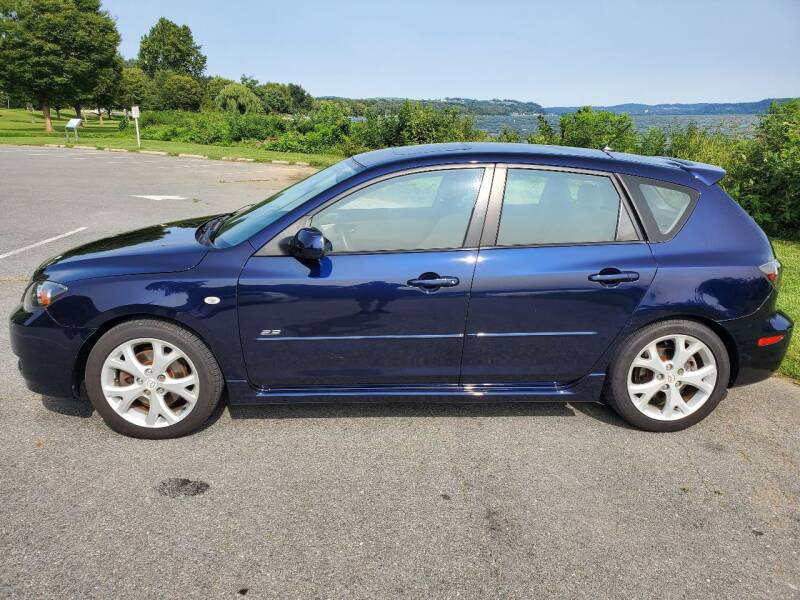 2008 Mazda MAZDA3 for sale at Bowles Auto Sales in Wrightsville PA