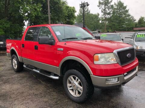 2005 Ford F-150 for sale at Klein on Vine in Cincinnati OH