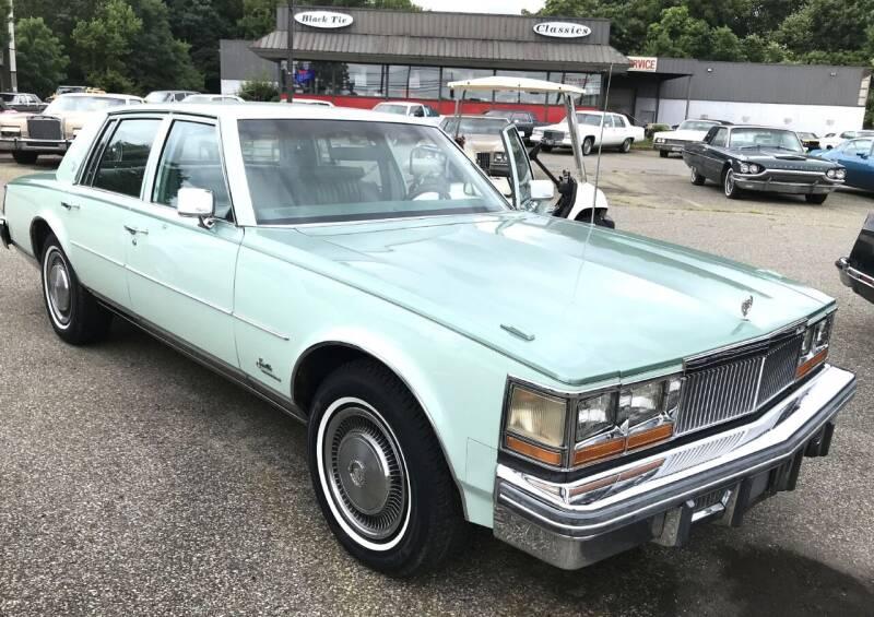 1977 Cadillac Seville for sale at Black Tie Classics in Stratford NJ