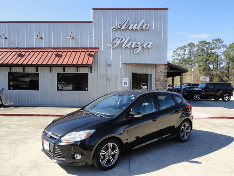 2014 Ford Focus for sale at Grantz Auto Plaza LLC in Lumberton TX