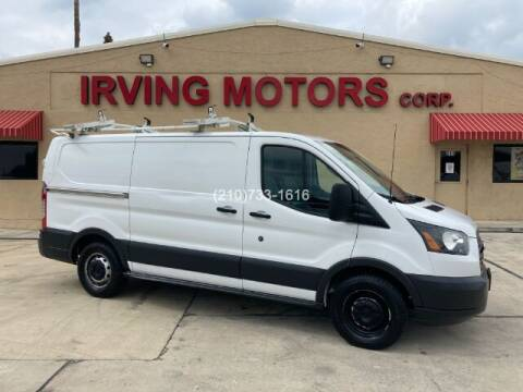 2015 Ford Transit Cargo for sale at Irving Motors Corp in San Antonio TX