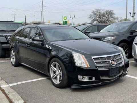 2010 Cadillac CTS for sale at SOUTHFIELD QUALITY CARS in Detroit MI