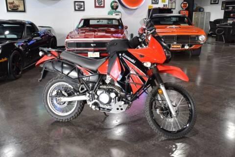 2009 Kawasaki KLR650 for sale at Choice Auto & Truck Sales in Payson AZ