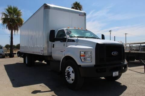 2017 Ford F-650 Super Duty for sale at Kingsburg Truck Center in Kingsburg CA