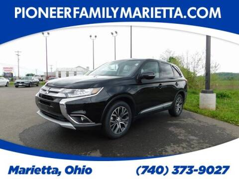 2016 Mitsubishi Outlander for sale at Pioneer Family preowned autos in Williamstown WV