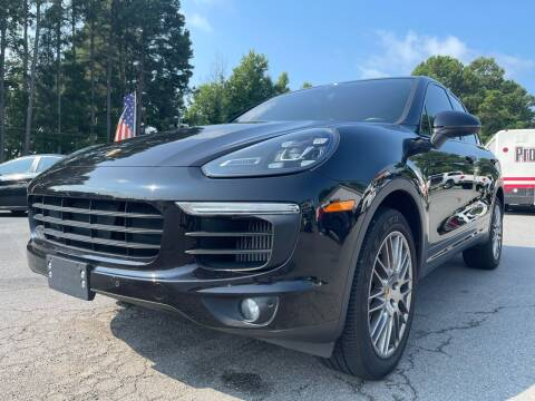 2016 Porsche Cayenne for sale at Airbase Auto Sales in Cabot AR