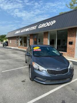 2015 Kia Forte for sale at Jones Automotive Group in Jacksonville NC