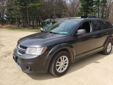 2015 Dodge Journey for sale at Northwoods Auto & Truck Sales in Machesney Park IL