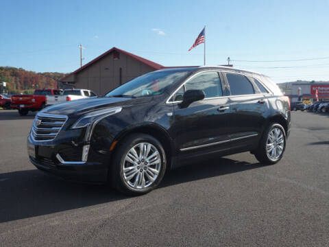 2019 Cadillac XT5 for sale at Stephens Auto Center of Beckley in Beckley WV