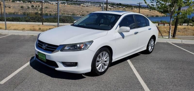 2014 Honda Accord for sale at Discount Motor Sales LLC in Wenatchee WA