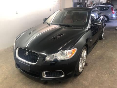 2011 Jaguar XFR for sale at MR Auto Sales Inc. in Eastlake OH