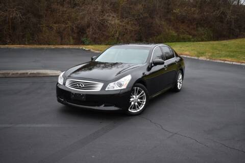 2008 Infiniti G35 for sale at Alpha Motors in Knoxville TN