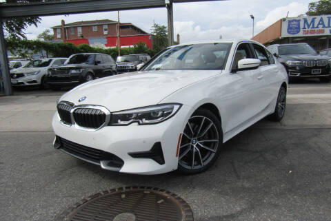 2020 BMW 3 Series for sale at MIKEY AUTO INC in Hollis NY
