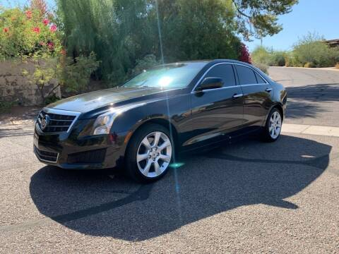 2013 Cadillac ATS for sale at BUY RIGHT AUTO SALES in Phoenix AZ