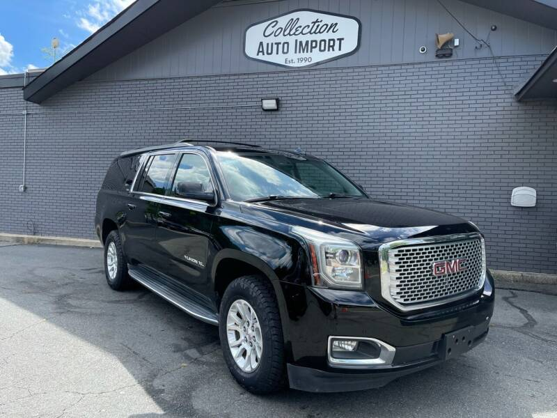 2015 GMC Yukon XL for sale at Collection Auto Import in Charlotte NC