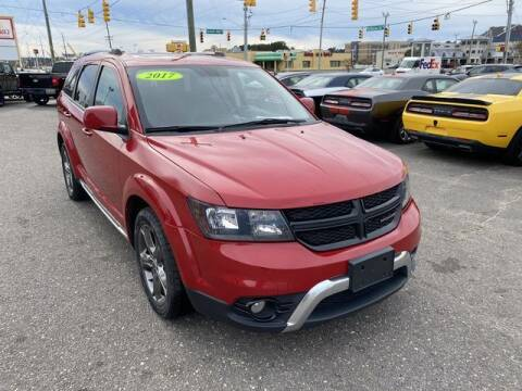 2017 Dodge Journey for sale at Sell Your Car Today in Fayetteville NC