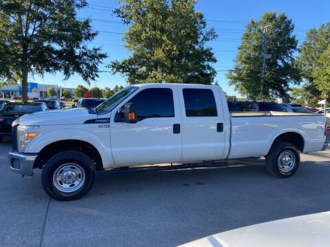2015 Ford F-250 Super Duty for sale at Econo Auto Sales Inc in Raleigh NC