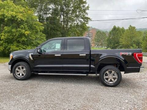 2021 Ford F-150 for sale at WESTON FORD  INC in Weston WV