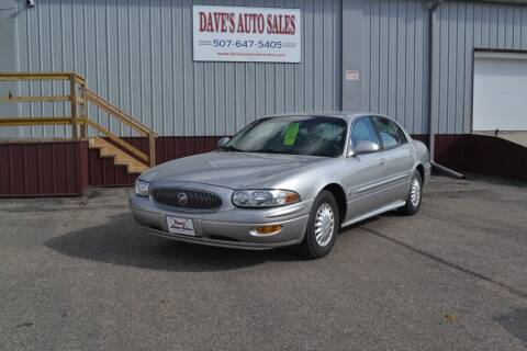 2004 Buick LeSabre for sale at Dave's Auto Sales in Winthrop MN