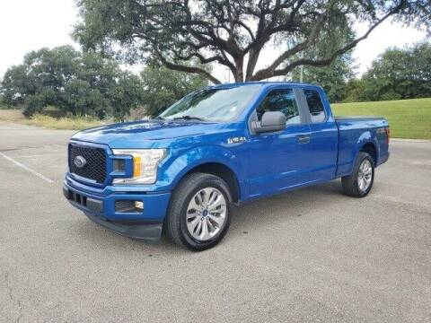 2018 Ford F-150 for sale at PHIL SMITH AUTOMOTIVE GROUP - Tallahassee Ford Lincoln in Tallahassee FL
