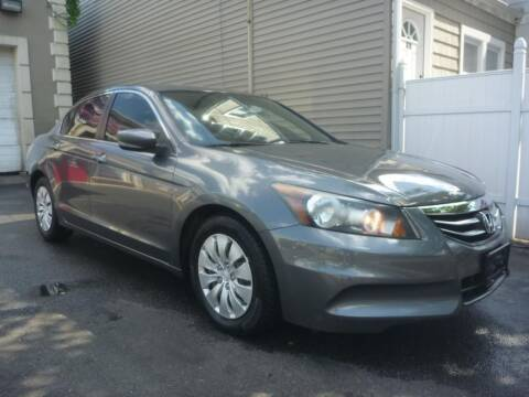 2012 Honda Accord for sale at Pinto Automotive Group in Trenton NJ