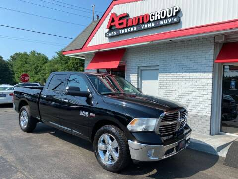 2014 RAM Ram Pickup 1500 for sale at AG AUTOGROUP in Vineland NJ